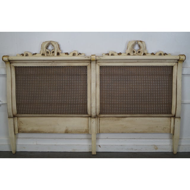 French Louis XV King Sized Headboard - Image 4 of 10