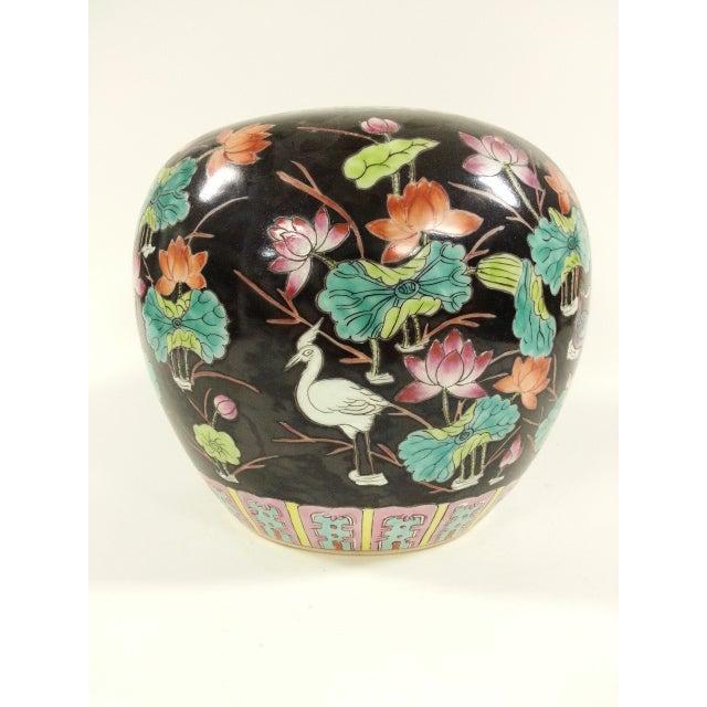 Black Vintage Melon Jars - A Pair - Image 3 of 8