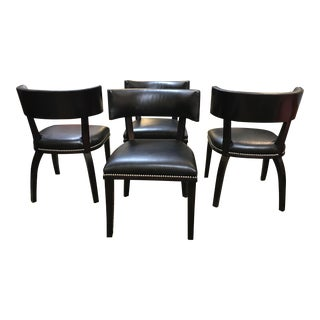 Ralph Lauren Clivedon Dining Chairs - Set of 4