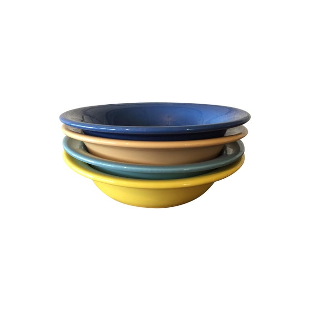 Franciscan El Patio Bowls - Set of 4 - Image 1 of 7