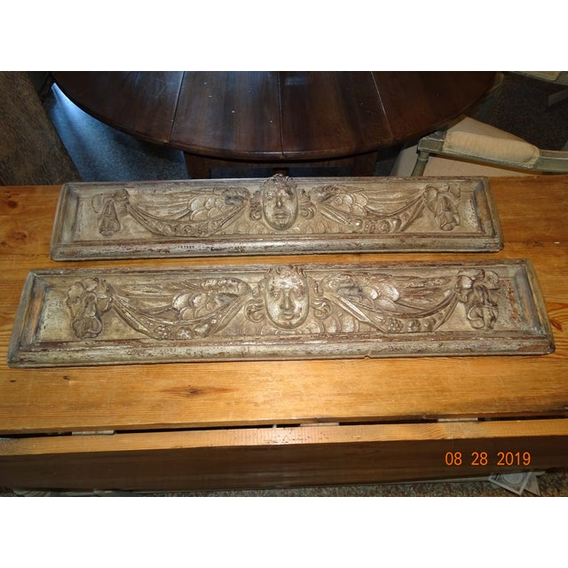 18th Century Italian Panels-A Pair For Sale In New Orleans - Image 6 of 13