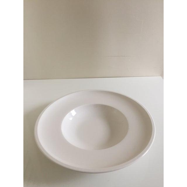 Villeroy & Boch Artesano White Premium Porcelain Plates - A Pair For Sale - Image 5 of 7