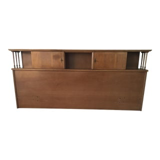 American of Martinsville King Size Headboard