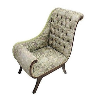 Tapestry Fireside Chair