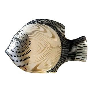 Abraham Palantnik Lucite Fish For Sale