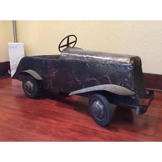 Vintage Pedal Car - Image 4 of 7