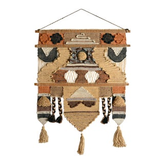 Don Freedman Macrame Wall Hanging