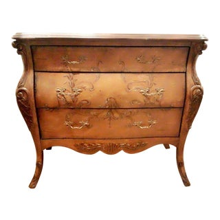 Louis XV Style Bombay With 3 Drawers For Sale