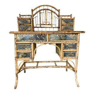 French Aesthetic Movement Japonisme Vanity For Sale