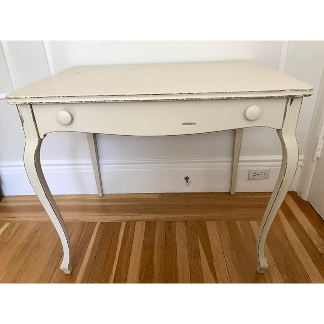 Vintage Berkey & Gay Writing Desk For Sale - Image 10 of 11