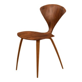Mid Century Cherner for Plycraft Side Chair For Sale
