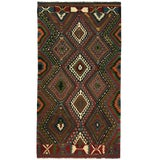 Image of Rug & Relic Vintage Oushak Turkish Kilim | 5'5 X 10' Usak For Sale