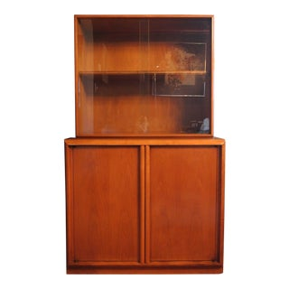 China Cabinet by T.H. Robsjohn Gibbings for Widdicomb For Sale
