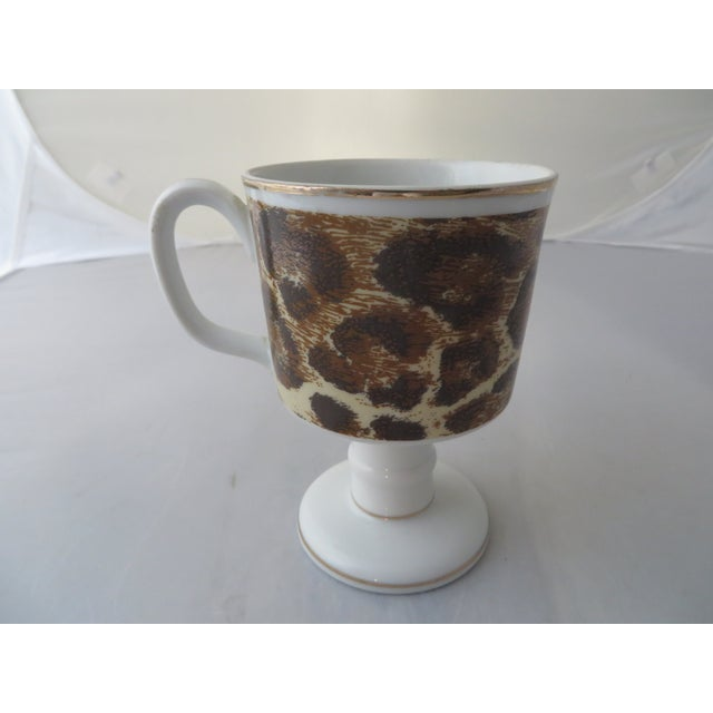 Mann Imports Jaguar Mugs - Set of 6 - Image 6 of 7