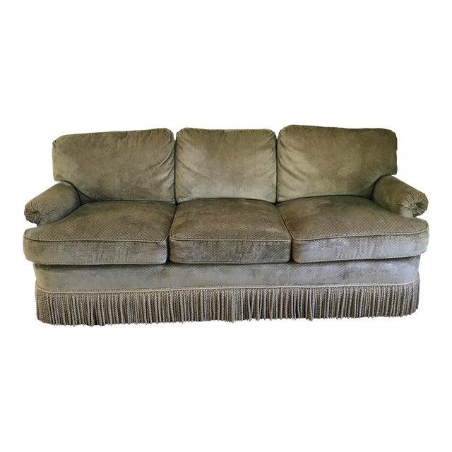 Edward Ferrell Ltd. Traditional Sofa For Sale
