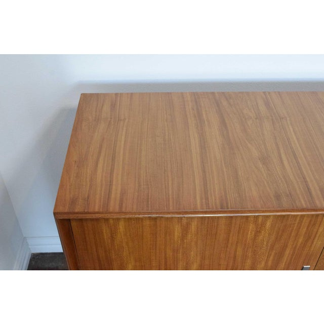 1960s African Mahogany Sideboard For Sale In Dallas - Image 6 of 12