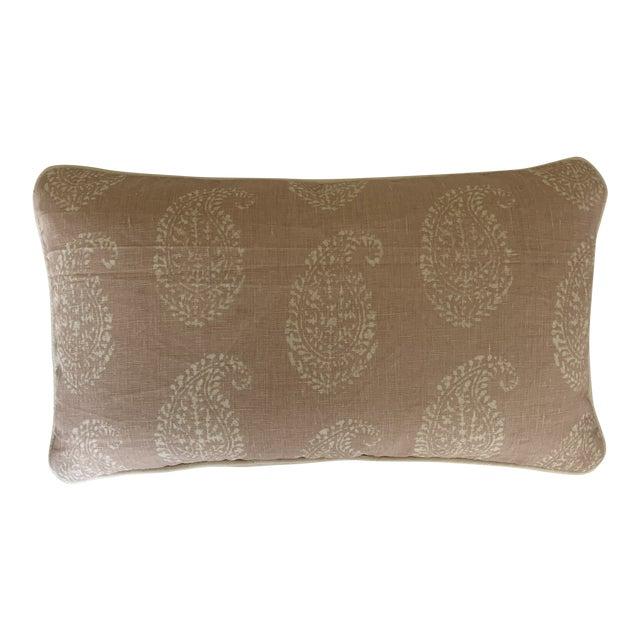 Peter Dunham Pink Pillow For Sale