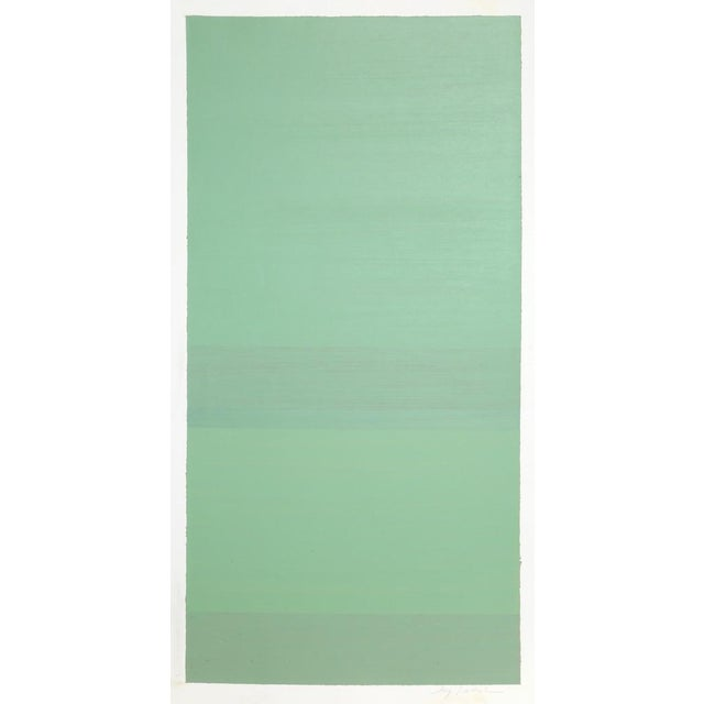 Abstract Jay Rosenblum, Untitled VI, ca. 1977 For Sale - Image 3 of 3