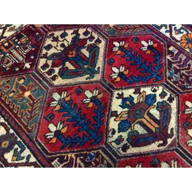 Afghanistan Handmade Oriental Rug - 5′ × 7′ - Image 4 of 6