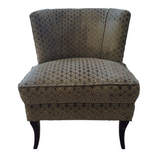 Mid-Century Modern Tommi Parzinger Salon Accent Chair For Sale