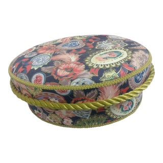 Vintage Hat Box For Sale