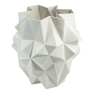 Modern Abstract Geometric Pot for Plants