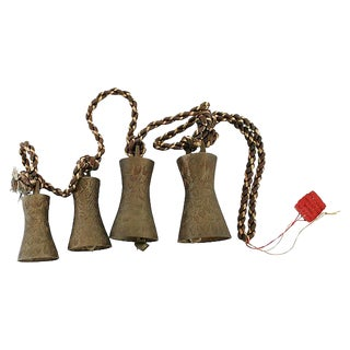 1950's Bells of Sarna - Set of 4 For Sale