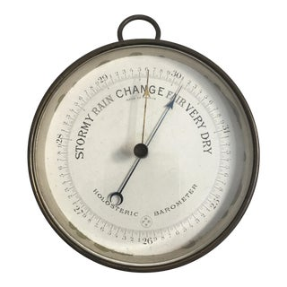 Pertuis Hulot Naudet Holosteric Sailor's Barometer For Sale