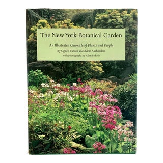 1990s The New York Botanical Garden by Ogden Tanner and Adele Auchincloss For Sale