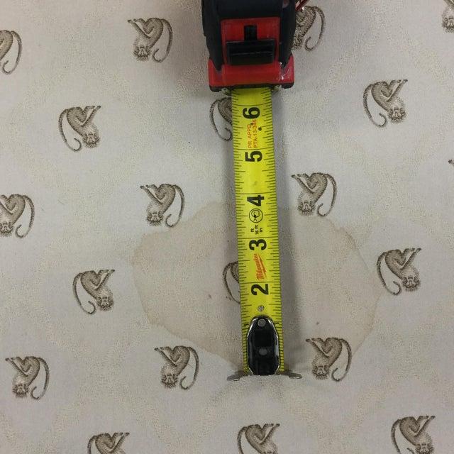 Monkey Motif Designer Bench For Sale - Image 10 of 11