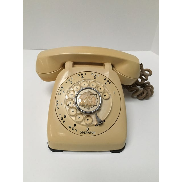 Vintage Classic Ivory Dial Telephone - Image 8 of 8