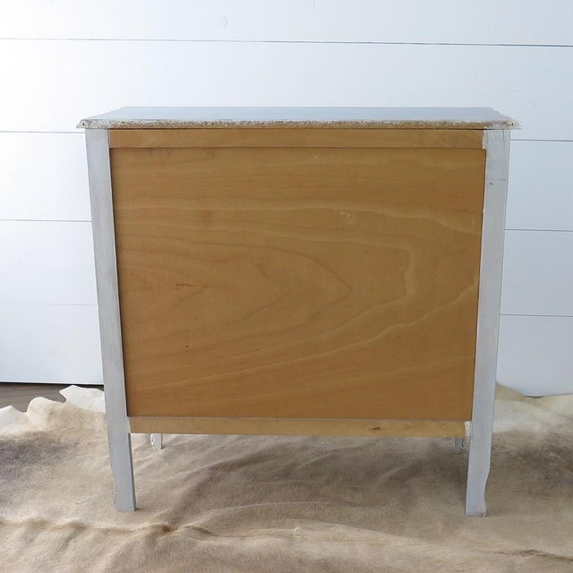 French Blue Commode - Image 11 of 11