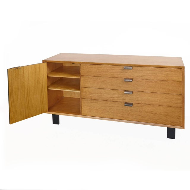 Herman Miller George Nelson for Herman Miller Primavera Cabinet or Dresser For Sale - Image 4 of 11