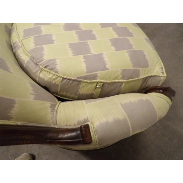 Early 20th Century Antique Settee For Sale In West Palm - Image 6 of 11