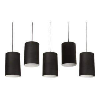1950s Jo Hammerborg Pendants for Louis Poulsen