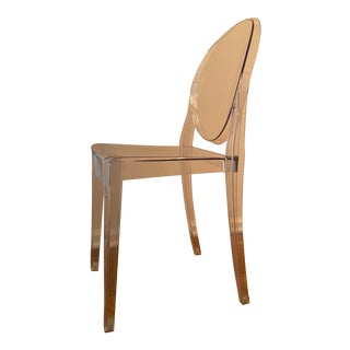 Phillipe Starck Ghost Chair For Sale