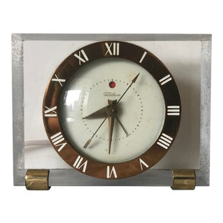 1940's Vintage Telechron Electric Clock For Sale