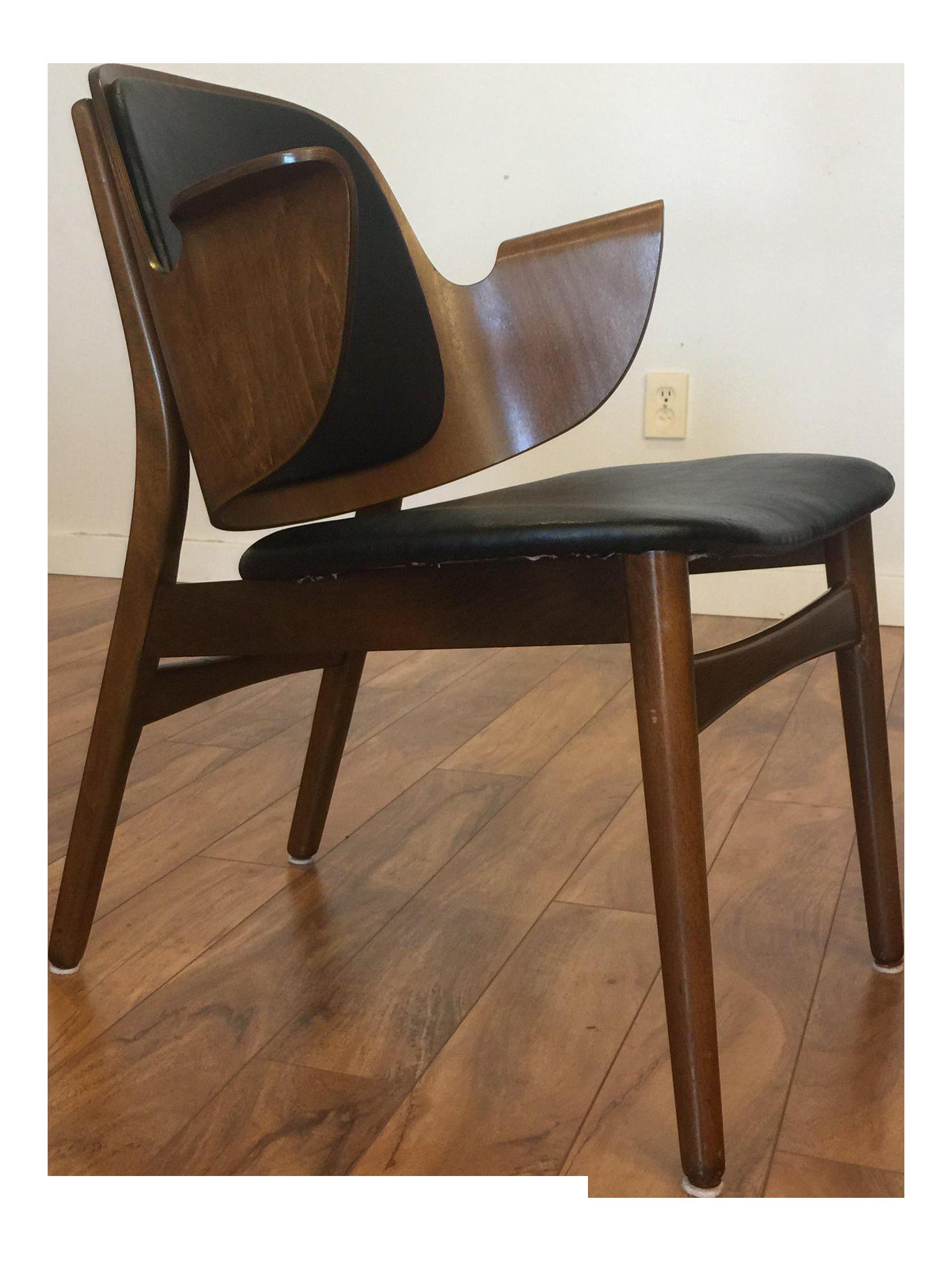 Hans Olsen For Bramin Møbler Bentwood Chair