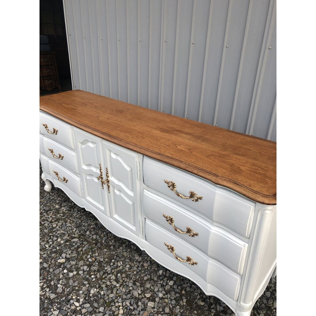 Hibriten 1970s Hibriten Country French Dresser For Sale - Image 4 of 10