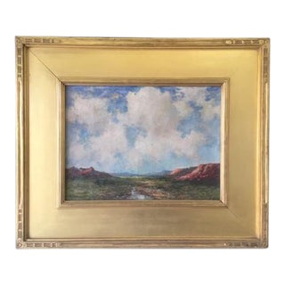 """In New Mexico"" Painting by Albert Groll For Sale"