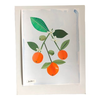 Dose of Vitamin C by Meg Britten Painting For Sale