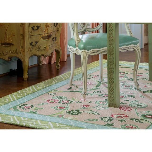 Madcap Cottage Under a Loggia Blossom Dearie Multi Indoor/Outdoor Area Rug 8' X 10' For Sale - Image 9 of 10