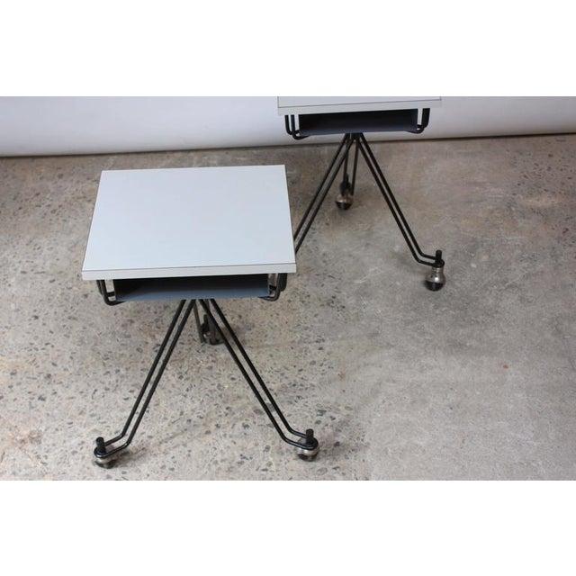Pair of Eliot Noyes IBM Tables - Image 9 of 10
