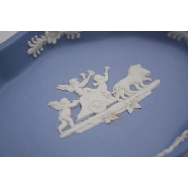 English Wedgewood Oval Display Dish - Image 4 of 5
