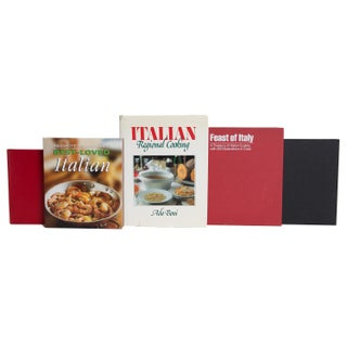 Taste of Little Italy Cook Book Set, (S/5) Preview