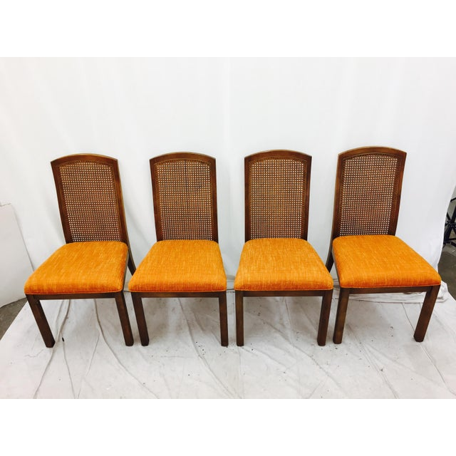 Vintage Dixie Mid-Century Dining Chairs - Set of 6 - Image 4 of 11