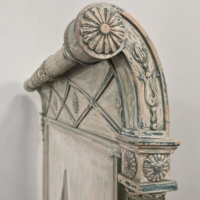 19th Century Painted Directoire Day Bed For Sale - Image 10 of 13