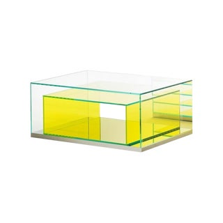 Glas Italia Boxinbox Coffee Table For Sale