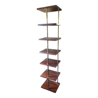 Mitchell Gold + Bob Williams Fenton Small Bookcase For Sale