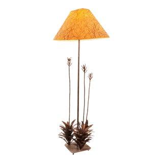 Mid-Century Sculptural Tree Floor Lamp For Sale